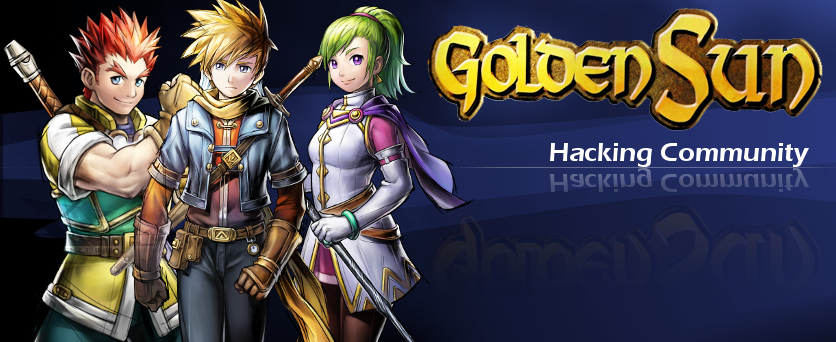 Golden Sun Hacking Community